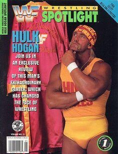 Wrestling Superstars, Wrestling Divas, Hulk Hogan, Wwe Wallpapers, Sports Illustrated, Ufc, Magazine Covers, Spotlight, Magazines