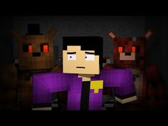 """""""The Final Straw"""" - Cuphead Music Video [Song by Fnaf Minecraft, Minecraft Music, Music Video Song, Music Videos, Fnaf Song, Dream Song, Minecraft Characters, Fnaf Wallpapers, William Afton"""