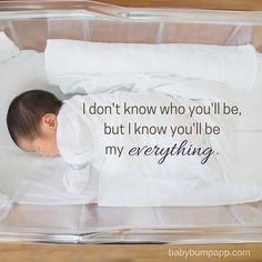 This is so true! #<3 #mybaby #newborn #myeverything