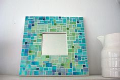 mosaic mirror inspiration....