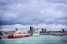 Κρουαζιέρες στην Βαλτική με τη Tallink Silja Line! Φωτ.: Πλοία της Tallink.
