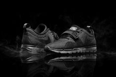 From its ACG line to its skateboarding division, Nike's Trainerendor has developed a solid following since its inception back in 2013. For Nike SB's latest rendition we see a tonal black colorway with an upper that blends mesh and suede overlays for enhanced breathability and support.