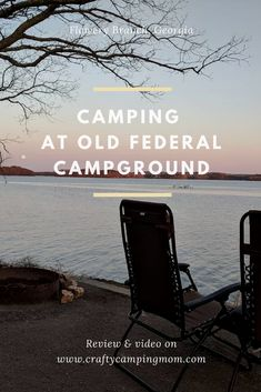 Camping at Old Federal Campground - Flowery Branch, GA with VIDEO Camping World Locations, Used Camping Gear, Diy Camping, Camping Places, Outdoor Camping, Flowery Branch, Niagara Falls Camping, Travel Trailer Camping, Grand Canyon Camping