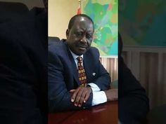LEAKED: This Is The Major Announcement Raila Odinga Is Set To Make On Mo...