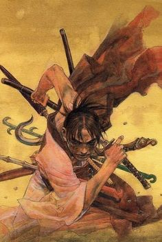 Blade of the Immortal - Manji