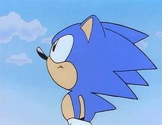 Classic Sonic: Let's do this (#I LOVE THE SONIC CD VIDEO GAME)