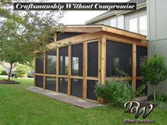 Decks and Porches | Screened porches and covered decks by DW Elite Decks in Olathe, Kansas ...