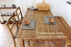 ●カフェ風モデルハウス、ひとまず完成*インテリアコーディネートで気を付けたこと●|・:*:ナチュラルアンティーク雑貨&家具のお部屋・:*
