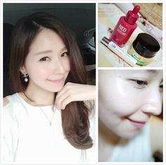 SKIN&LAB RED SERUM & KLAIRS MOIST SOOTHING CREAM & DON'T WORRY WRINKLE by WISHTREND
