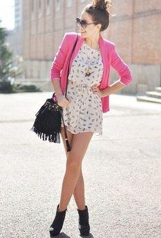 Ideas de ropa para primavera 2014   ActitudFEM