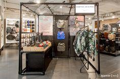 Hunter opens TOPMAN festival pop-up in time for Glastonbury - Retail Design World