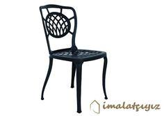 Döküm Sandalye Döküm sandalye modelleri uygun fiyatlarda dış mekan masalarınıza uyum sağlayacak ferah ve farklı tarza şık görünümü ile bahçelerinize , cafelerinizin dış mekanlarına yakışacaktır.Döküm sandalyenin malzemesi metal binlerce derece sıcaklıkta kalıplar dökülür ve en son statik boya ile boyanır.    Diğer döküm sandalye modelleri için :    http://www.imalatciyiz.com/dokum-sandalye