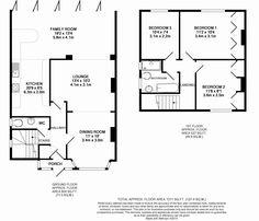 bed plan floor semi extension plans kitchen extensions google rear