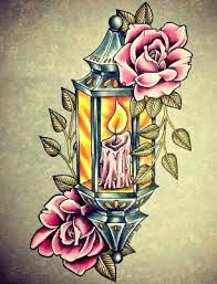 tattoo lantern - Google Search
