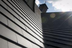 Keramische dakbedekking voor duurzame onderhoudsvriendelijke dakpannen met een lange levensduur. Panmodel: Leipan 301