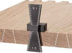 dovetail marking #woodworkingtools