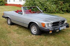 Mercedes-Benz SL 450  1979, 190000 km, kr 59000,- -
