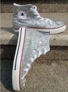 bling flat shoe crystal Casual shoes luxury Canvas by casetimesJJ fd151b6b6c