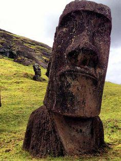 Easter Island. Photo: David Berkowitz