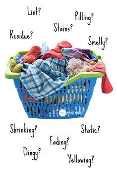 """Because laundry never takes a """"holiday"""".....today we are tackling your most pressing laundry problems! From stains, to odors, to clothes that just never seem clean....we've got you covered!"""