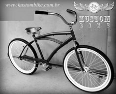 Beach Bike, Velo Beach Cruiser, Custom Beach Cruiser, Beach Cruisers, Cruiser Bicycle, Lowrider Bike, Bike Design, Kustom, Tricycle