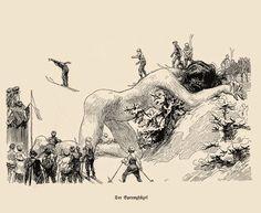 PECIOS & TANGENCIAS: Heinrich Kley