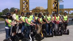Here's a fun activity! Segway Sunset River Tour @ West Sacramento (West Sacramento, CA)