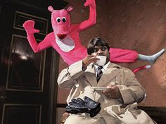 Gnarls Barkley - The Pink Panther & Inspector Clouseau