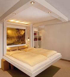 Łóżka pod sufitem - Zdjęcie #211848 - Dom