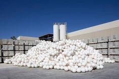 bubbledeck balls
