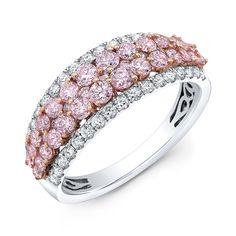 Buy Trice Signature Creations 120996 Fashion ring at Trice Jewelers. As an authorized retailer, all of our Trice Signature Creations products are backed with a manufacturer warranty. Pink Diamond Jewelry, White Diamond Ring, Heart Jewelry, Jewelry Gifts, Valentines Day Hearts, Fashion Rings, Wedding Rings, Fancy, Jewels
