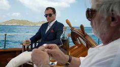 é uma belíssima propaganda. Uma obra de arte! JOHNNIE WALKER BLUE LABEL presents Jude Law in 'The Gentleman's Wager'