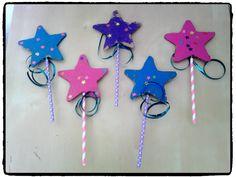 Des baguettes magiques de princesse – Mes humeurs créatives by Flo