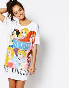 Image 1 of Missimo We Rule The Kingdom NightShirt