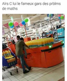 C'est le gars tes problème en maths