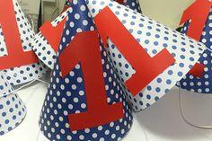 Sugarbaby Art: birthday party handmade hats