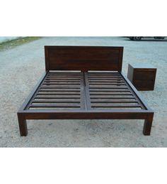 Indyjskie #drewniane #łóżko Model: sc-015 @ 2,750 zł. Kup teraz @ http://goo.gl/8pbrNL
