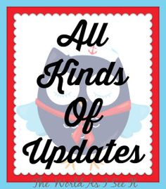 Updates-Multiple Sclerosis, Adoption Thoughts, General Life and more!
