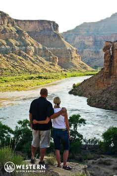 A beautiful lookout over Desolation Canyon and the Green River #Moab #rafting #Utah