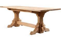 Belgian Farm Table  (design idea)