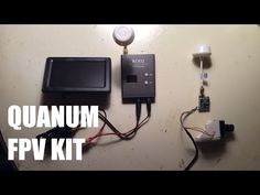 Quanum Complete FPV Bundle Set - Build Video and Setup - REVIEW - YouTube