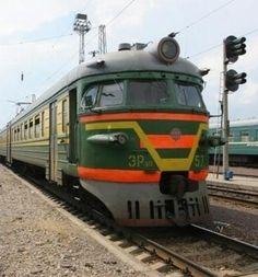 Trans Mongolian Railway...Looking forward...