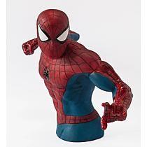 Spider-Man 2018 MARVEL jeu vidéo Galerie PVC Statue Rhino 25 cm Diamond Select