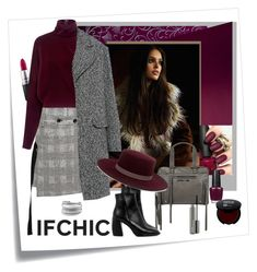 """Worldwide shipping: Show us your Ifchic style!"" by carola-corana ❤ liked on Polyvore featuring Post-It, MAC Cosmetics, Marissa Webb, McQ by Alexander McQueen, TIBI, Carven, Janessa Leone, David Yurman, contest and ifchic"