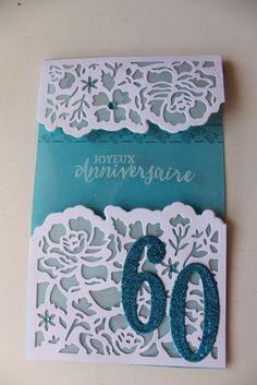 Scrapbooking Carte Anniversaire Femme 60 Ans Cartes Sp Ciales Pinterest Cards Scrap And