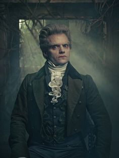 Marc Warren in Jonathan Strange & Mr Norrell