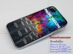 Imagine Dragons Band Night Visions iphone 4,4s,5,5s,5c case ,samsung s3, s4 case ,accesories design by : smartonecase