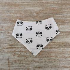 Babero Bandana Pandas from Nap