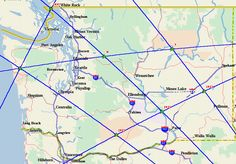ley lines map united states | Ley Lines - Ancient Mysteries & Alternative History - Unexplained ...