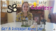 In today's Special Day video, Social Sister Scarlett talks about the different ways to get a different name! https://youtu.be/ZX6Ygx4Gaz4 This week's contest is a $25 Bath & Body Works GC! Winner announced 2/20! Good Luck! To win this prize: Follow us & like this post for entry and let your friends know, so they don't miss out. Follow and like us on all of our social media platforms for more chances! For contest rules, see website.